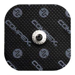 Compex 1-gyorscsatlakozós (Snap) Elektróda Szett 50x50mm 4 db