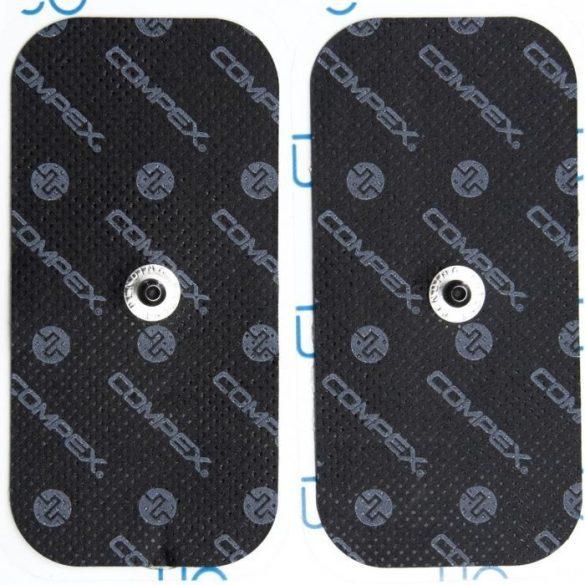 Compex 1-gyorscsatlakozós (Snap) Elektróda Szett 50x100mm 2 db