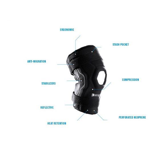 Compex Bionic Térd Rögzítő