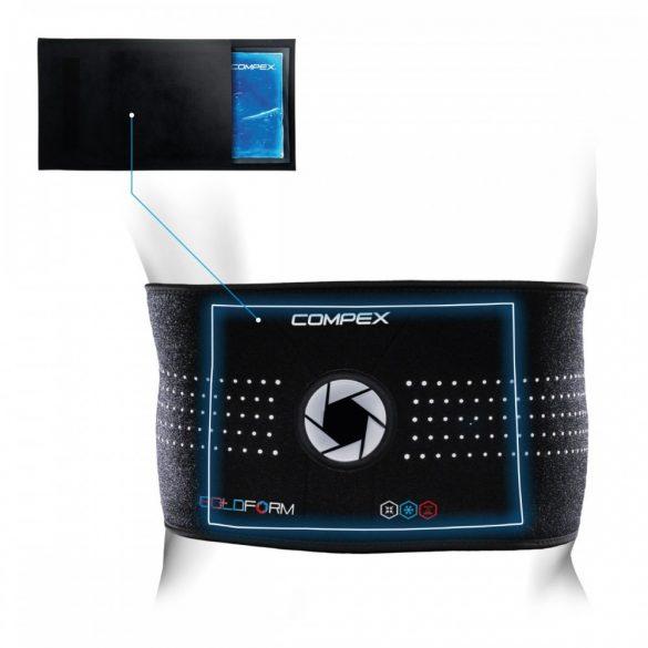 Compex Coldform - Hideg / Meleg Terápiás Kompressziós Rögzítő Hátra Derékra
