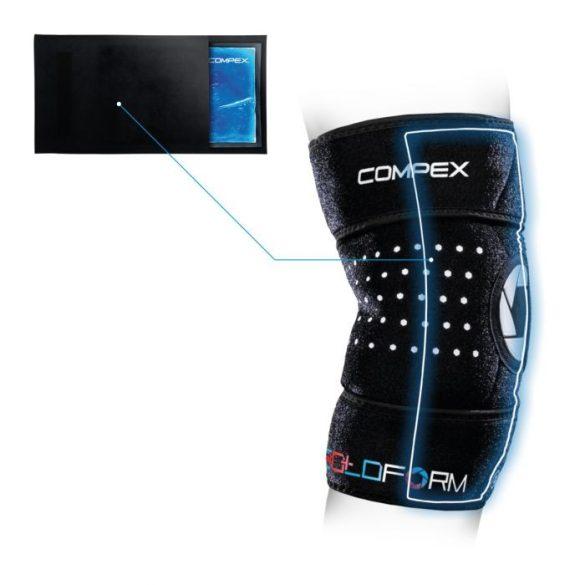 Compex Coldform Utility - Hideg / Meleg Terápiás Kompressziós Rögzítő Általános Használatra