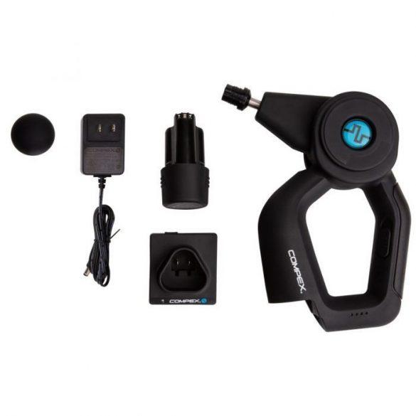 Compex Fixx 1.0 Vezeték Nélküli Elektromos Vibrációs Kézi Masszírozó / Masszázs Gép